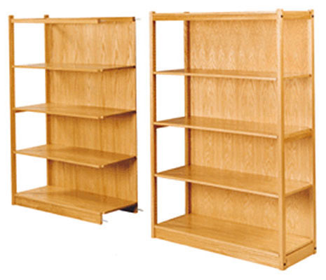 wooden shelves pictures